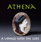 ATHENA Virtual exhibition: a voyage with the Gods: logo
